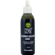 Zig Kurecolor Mürekkep Kcr-25 544-545 Olive Green