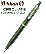 Pelikan Classic 205 Olivine Tükenmez Kalem