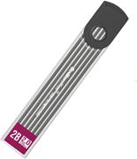Scrikss Office High Polymer Leads 2.0mm (2B) Kurşun Uç