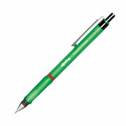 Rotring Visuclick Gizlenebilir Uçlu 0.5mm M. Kurşun Kalem - Yeşil
