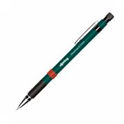 Rotring Visumax Gizlenebilir Uçlu 0.7mm M. Kurşun Kalem - Koyu Yeşil