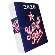 Yıldızlı Masa Takvimi 2020