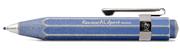 Kaweco AL Sport Stone Washed Özel Eskitilmiş Mavi Gövdeli Tükenmez Kalem