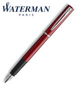 Waterman Allure Kırmızı/Paladyum Dolma Kalem