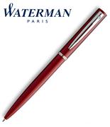 Waterman Allure Kırmızı/Krom Tükenmez Kalem<br><img src= resim/isyaz.gif  border= 0 />