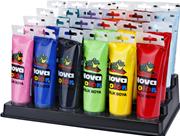 Nova Color Akrilik Boya 75 Cc Plastik Tüpte 24 lü Nc-528