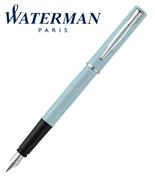 Waterman Allure Pastel Mavi/Paladyum Dolma Kalem