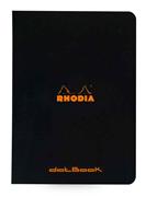 Rhodia Defter A5 Basic Dot Siyah K. 48Yp. Rd119186