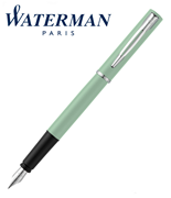 Waterman Allure Pastel Yeşil/Paladyum Dolma Kalem