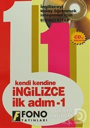 FONO / KENDİ KENDİNE İNGİLİZCE İLK ADIM 1 2 CD Lİ