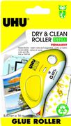 Uhu Dry-clean + Çift Tarafli Bant Doldurulabilir 50485