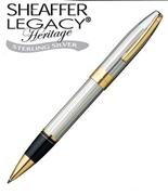 Sheaffer Legacy Heritage Gümüş/Altın Roller Kalem 9037-1