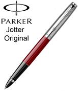 Parker Jotter Original ABS Plastik/Çelik Roller Kalem - Bordo