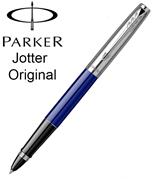 Parker Jotter Original ABS Plastik/Çelik Roller Kalem - Koyu Mavi