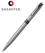 Sheaffer Reminder (Klipsten Mekanizmalı) Mat Gri Lake Tükenmez Kalem