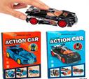 MONSTER CARS 3D YAPBOZ ARABA 6357