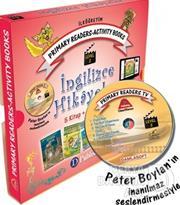 DAMLA / İNGİLİZCE HİKAYELER 5KİTAP+5VCD LEVEL 2