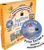 DAMLA / İNGİLİZCE HİKAYELER 5KİTAP+5VCD LEVEL 1