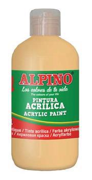 ALPINO AKRİLİK BOYA 250ML TEN RENGİ DV-023