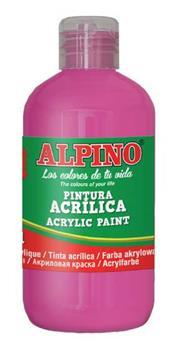 ALPINO AKRİLİK BOYA 250ML PEMBE DV-025