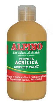 ALPINO AKRİLİK BOYA 250ML HARDAL DV-026
