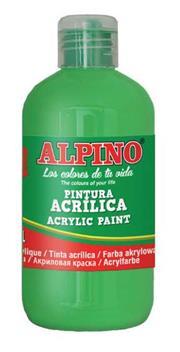ALPINO AKRİLİK BOYA 250ML A.YEŞİL DV-028
