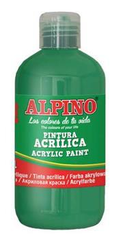 ALPINO AKRİLİK BOYA 250ML K.YEŞİL DV-029
