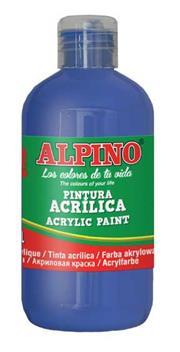 ALPINO AKRİLİK BOYA 250ML K.MAVİ DV-031