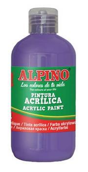 ALPINO AKRİLİK BOYA 250ML MOR DV-032