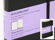 MOLESKINE Memo Pocket 9x14cm