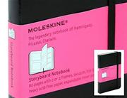 MOLESKINE Storyboard Notebook  9x14cm