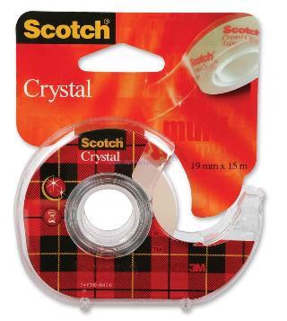 Scotch Bant Makinasi Kristal 19mm X 15m 6-1915d