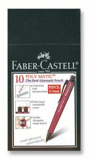 Faber Versatil K. Polymatic 2328 05mm Siyah 232899