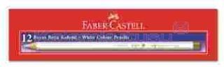 Faber Boya Kalemi 2301 Beyaz 230100