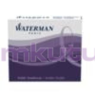 Waterman Dolmakalem Kartuşu Mor 8 Li S0110890