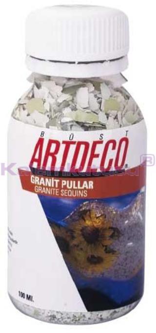 Artdeco Pul Granit 100 Ml Yağ Yeşili Y-029d-1070