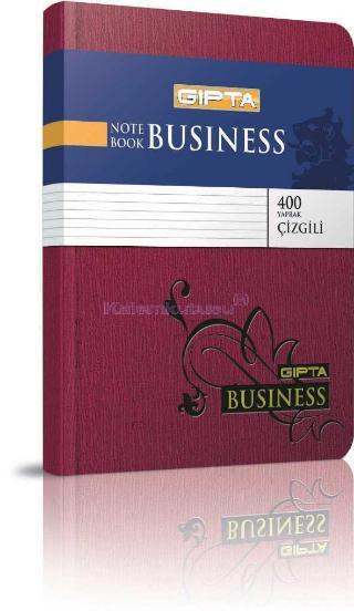 Gipta Defter 14x20 Business Sert 160yp Kar. 1557