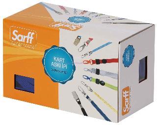 Sarff Kart Aski Ipi Met. Klip.yeşil 50li 15311213