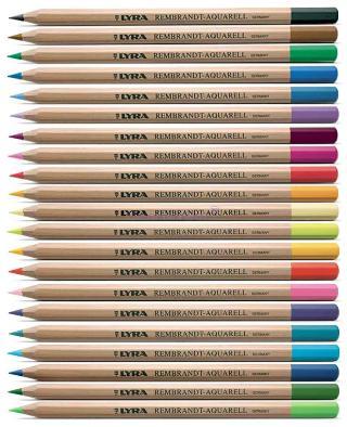 Lyra Rembrandt Acquarell Deftblue L2010041 10 Indirimli