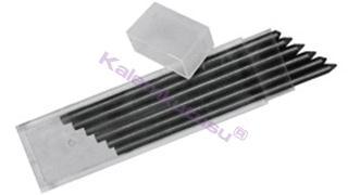Kaweco Mekanik Kurşunkalem için 3.2 mm 6lı HB Uç