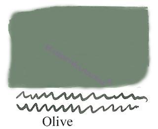 LArtisan Pastellier Klasik Dolmakalem Mürekkebi / 30ml - Zeytin Yeşili