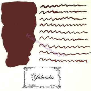 LArtisan Pastellier Callifolio Dolmakalem Mürekkebi / 40ml Cam şişe - Yalumba Kahve