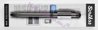 Scrikss 599 Stylus Ipad / Iphone Tükenmez Kalem - Titanyum<br><img src=resim/isyaz.gif border=0/>