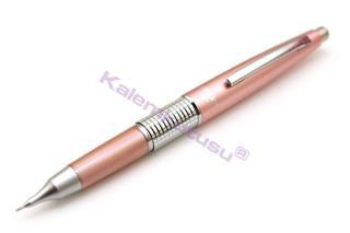 Pentel Kerry Versatil Kalem - Metalik Pembe/0.5mm<br>