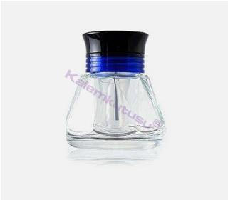 TWSBI Diamond 580/540 Dolmakalem için Özel Mavi Aparatlı Kristal Mürekkep Şişesi 50ml