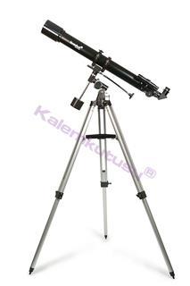 Levenhuk Skyline 70x900 EQ Teleskop