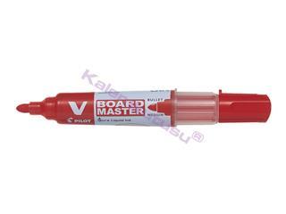 Pilot Beyaz Tahta Kalemi Master V-board Kirmizi R