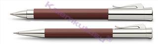 Graf von Faber-Castell Tamitio Mat Lake Bordo Roller Kalem + M.Kurşun Kalem<br>