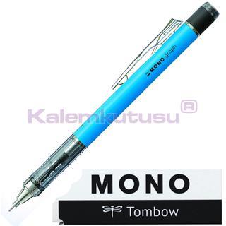 Tombow Versatil Kalem Monograph 05 Neon Mavi Dpa-134b