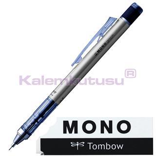 Tombow Versatil Kalem Monograph 05 Gümüş T-shmg04-g